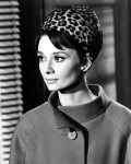Audrey in Charade