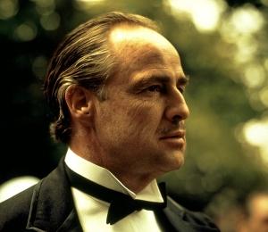 The Godfather movie image Marlon Brando