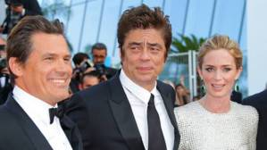'Sicario'+Stars+Stunned+by+Ovation+