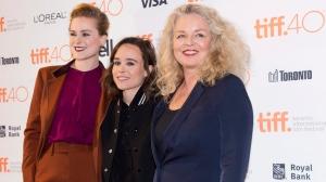 Evan Rachel Wood, Ellen Page, Patricia Rozema