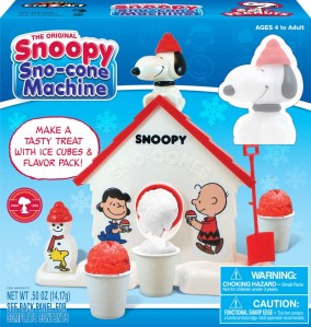 Snoopy Snow Cone final