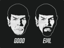 Spock_Good_Evil