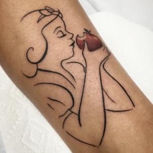 snow-white-tattoo